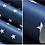 Thumbnail: טפט כוכבים סגנון אמריקאי