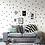 Thumbnail: מדבקת קיר דמוי טפט -  עיגולים שחורים