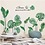 Thumbnail: עלים טרופים ירוקים לעיצוב הבית
