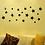 Thumbnail: מדבקת קיר כוכבים- מראה