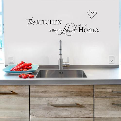 המטבח הוא ליבו של הבית
