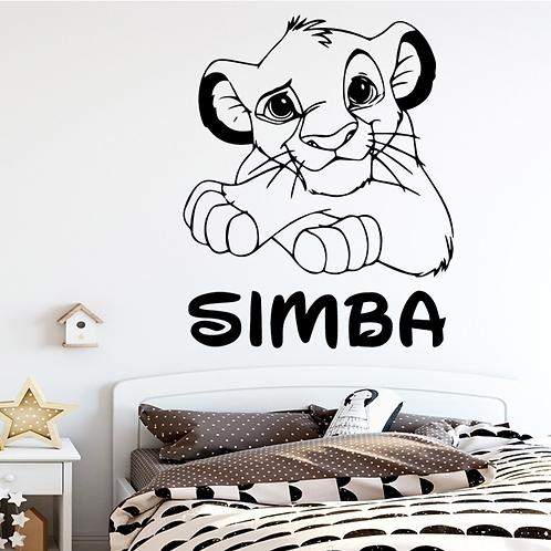 סימבה מלך האריות