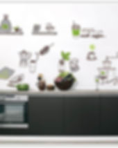 wall-sticker-kitchen-with-small-pictures