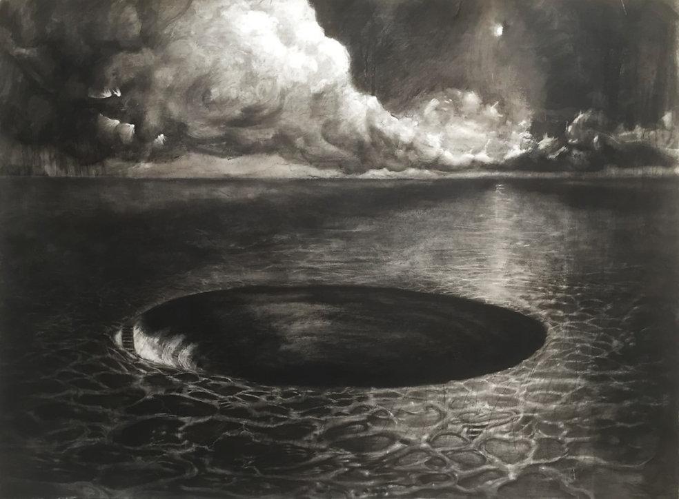 Das Loch dessin 146x109cm 2018-.jpg