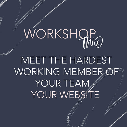 What Makes a Good Website - Monday 14th September 10.30am