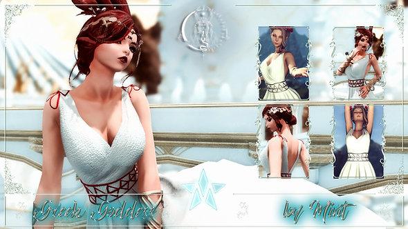 [M] Greek Goddess