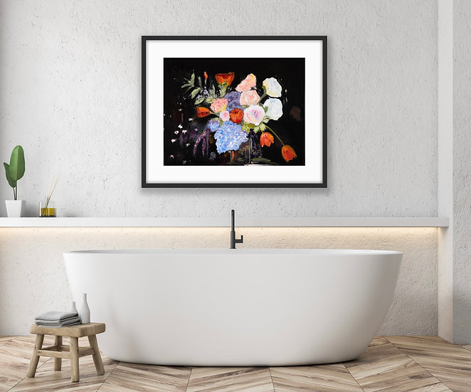 In the Middle With You Print