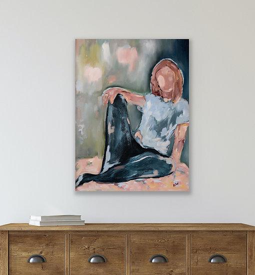 Fifteen Canvas Print