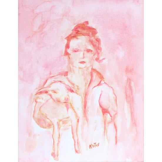 Mary Print