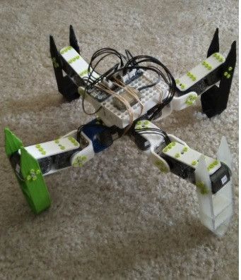 spiderbot - STEM summer camp for kids wa