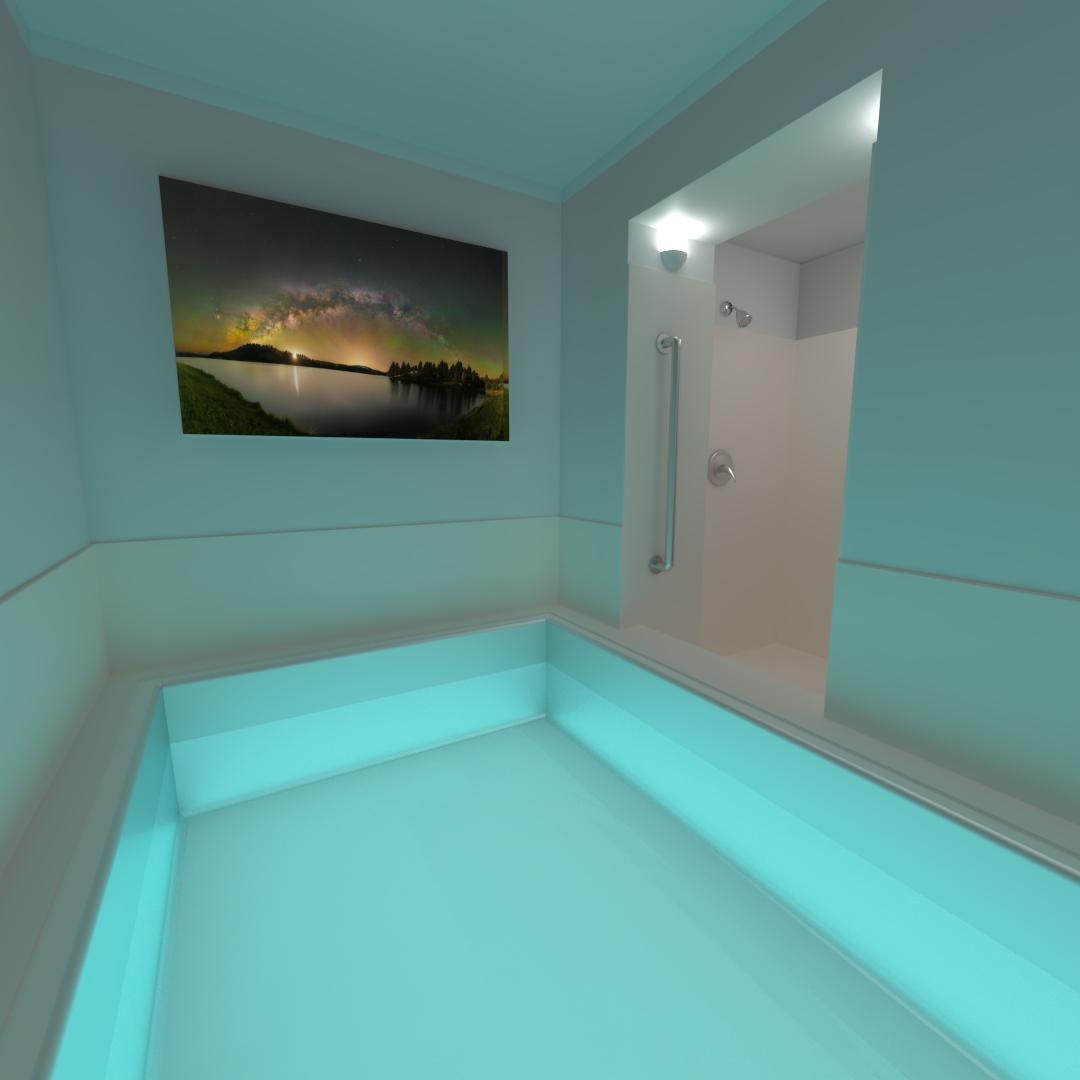 Custom Float Cabin