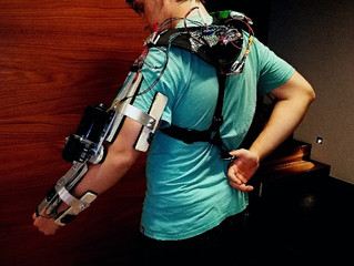 How to make an homemade open source exoskeleton arm with an Arduino board