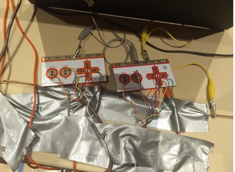 makey makey electronics - STEM summer ca