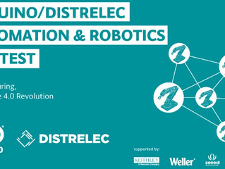 Arduino automation & robotics contest for STEM makers to advance industry 4.0