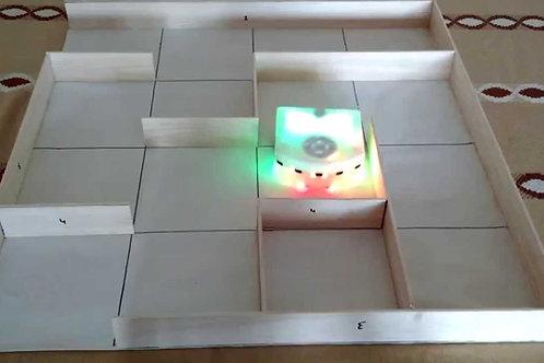 """Camp: Program a robot with scratch """"Mini maker - 1 week"""""""