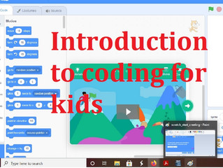 Online live coding class for kids: Learn to code from scratch - STEM - 9