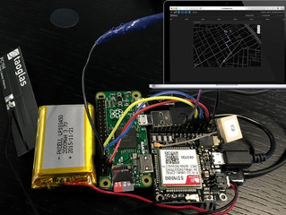 How to build a DIY homemade GPS tracker with a Raspberry pi for less than $50