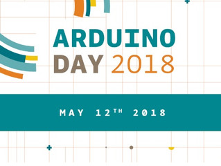 Arduino Day 2018 in Washington DC - Show and tell -May 12th 2018