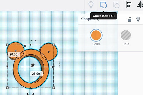 STEM workshop: 3D printing and 3D modeling for beginner - 1 Day