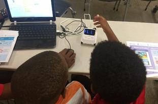 robotics coding - STEM summer camp for k