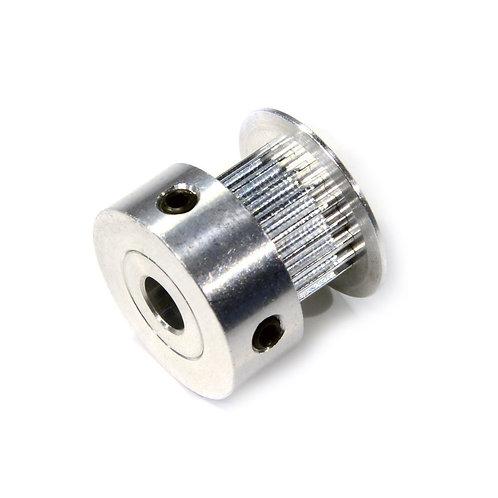 Aluminium pulley GT2 - 20 teeth