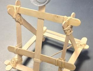 Things to do in DC: STEM after-school for kids in Silver Spring Maryland: How to build a catapult