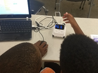 Things to do in Washington DC with your kids: STEM robotics after-school for kids in Silver Spring M