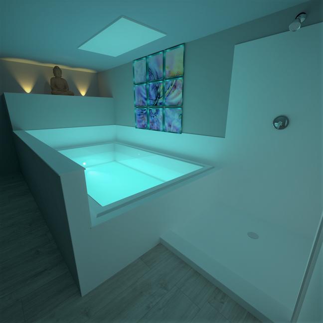 Open Float Room 3