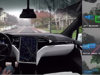 Self driving system for all Tesla vehicles