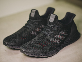 3D Runner: The 3d printed sneaker by Adidas