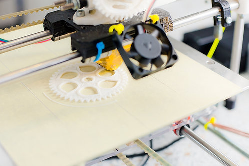 STEM Camp: How to use 3D printing and 3D modelisation