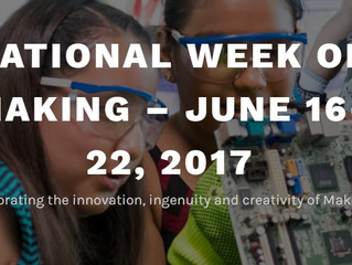 Week of making 2017: The maker's week in America
