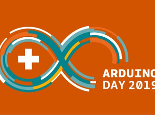 Arduino day 2019: Robotics and coding STEM after-school for kids in Silver Spring Maryland and Washi