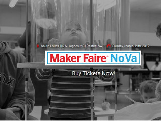 Nova Maker Faire 2017: Reston Virginia