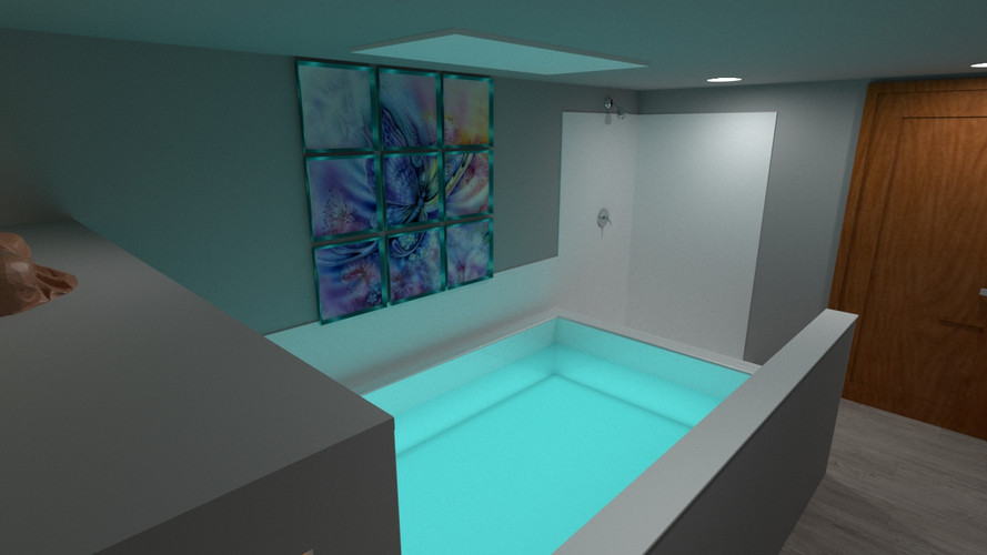 Custom Float Room