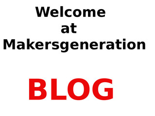 Welcome at Makersgeneration