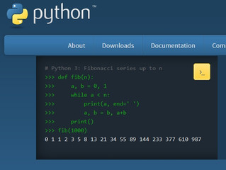 How to start coding with Python in 5 minutes