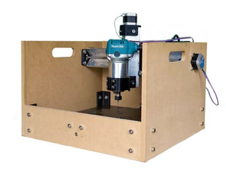 Scienci Mill One: How to build a DIY affordable CNC machine.