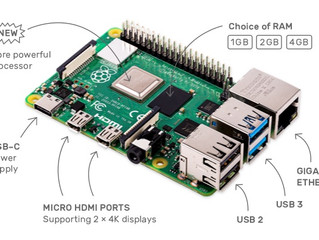 Raspberry pi 4 the open source board is out! The new desktop computer with more power starting at $3