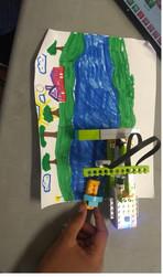 lego robotics coding  - STEM summer camp