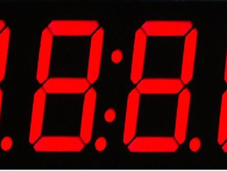 How to make a digital clock with an Arduino uno a RTC and a 7 segment display