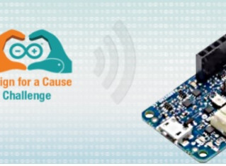 Design for a cause: IOT and arduino challenge for makers