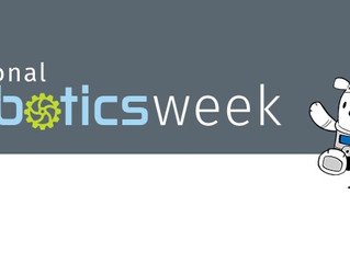 National robotics week 2018 in Silver Spring Maryland - Robotics workshops