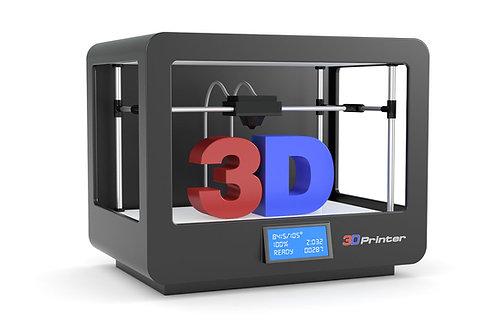 Camp: 3D Printing & 3D printing