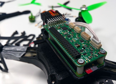 How to build a cheap DIY drone at home with a raspberry pi