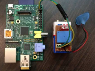 How to build a open source home automation system with a Raspberry pi