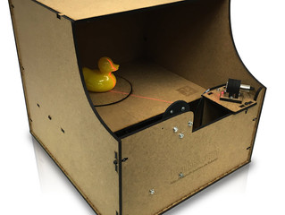 FABSCAN: How to make a DIY 3D scanner for $150 or less