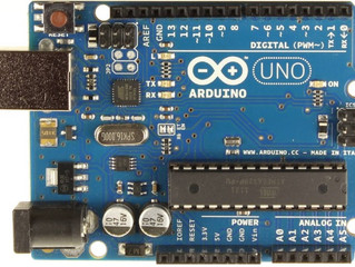 How to control a DC motor with an arduino and L293D H-bridge