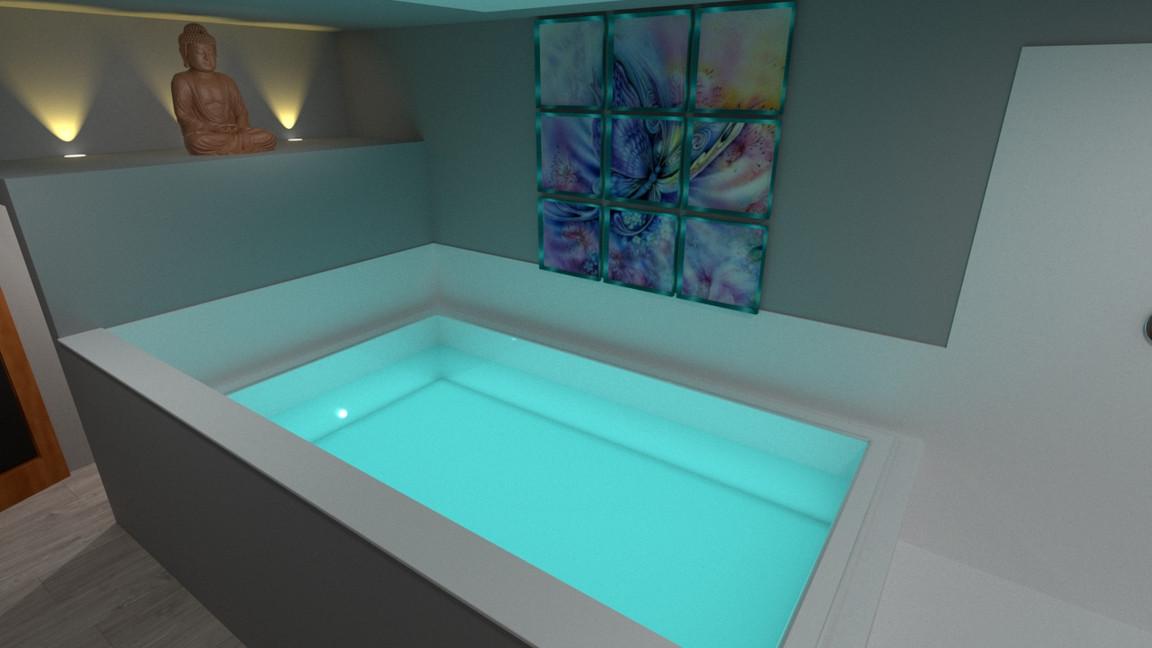 Custom Float Pool