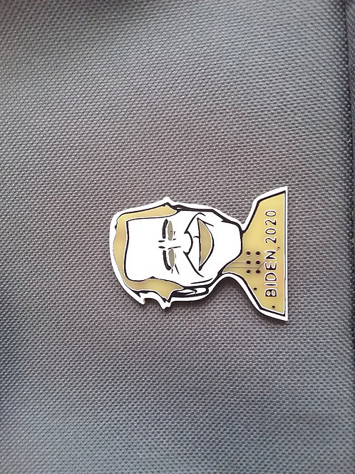 Pin Badge -Presidency 2020 - Joe Biden